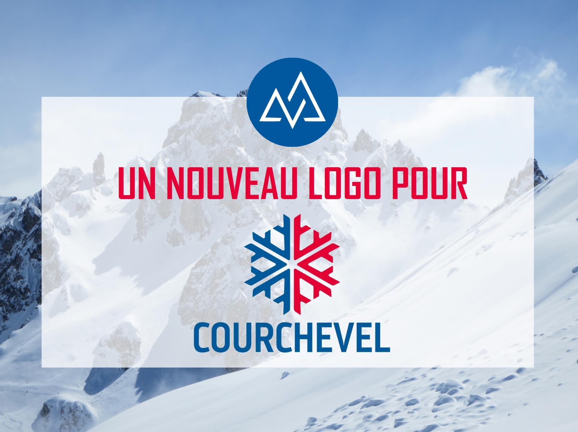 NEWS - Un nouveau logo pour Courchevel